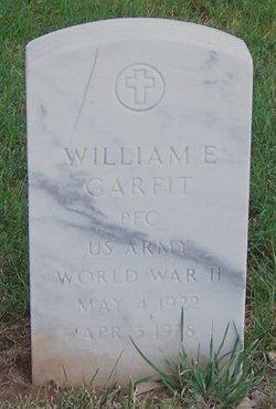 William E Garfit