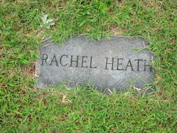 Rachel <I>Rumley</I> Heath