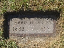 "Caroline ""Carrie"" Hundley"