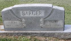 Sarah <I>Timms</I> Barger