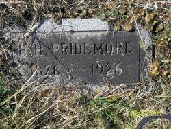 Hiram Hagan Pridemore