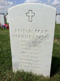 Anna Mae <I>Spires</I> Harrelson