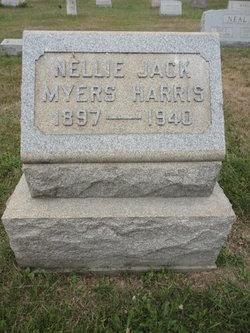 Nellie A. <I>Jack</I> Harris