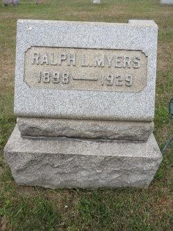 Ralph Leslie Myers