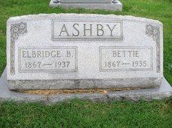 Elbridge B Ashby