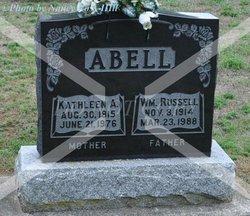 Kathleen A Abell