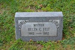 Helen C <I>Tauber</I> Felt