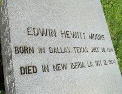 Edwin Hewitt Moore