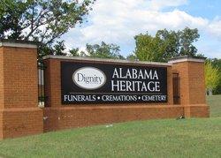 Alabama Heritage Cemetery