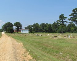 Mount Gillard Missionary Baptist Church Cemetery