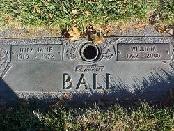 Inez Jane <I>Gregg</I> Ball