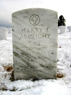 Harry James Albright