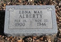 Edna Mae <I>McCammon</I> Alberty
