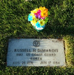Russell H Demarois