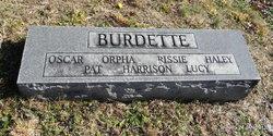 Orpha Burdette