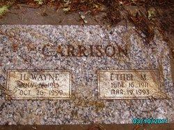 Ethel May <I>Burrus</I> Garrison