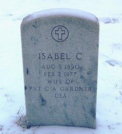Isabel C Gardner