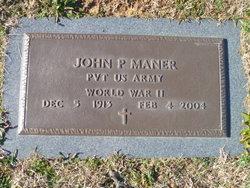 John Paul Maner