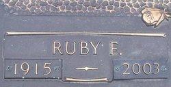 Ruby Emily <I>Barton</I> Spore