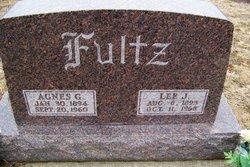 Agnes G <I>Garriott</I> Fultz