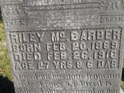 Riley Mc. Barber