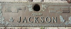Bert C Jackson