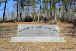 Carpenter Family Cemetery