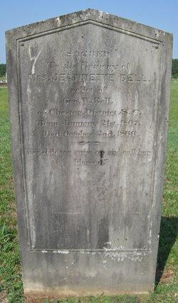 Jeannette Bell