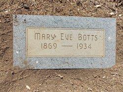 Mary Eve Nicholson <I>Abbey</I> Botts