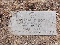 William Thomas Botts