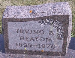 Irving Byron Heaton