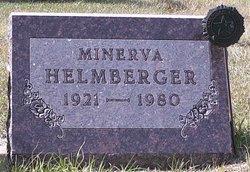 Minerva <I>Ruhd</I> Helmberger