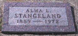 Alma L. <I>Converse</I> Stangeland