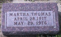 Martha Augusta Henriet <I>Paglusch</I> Thomas