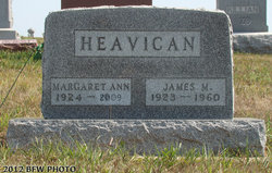 "Michael James ""Pete"" Heavican"