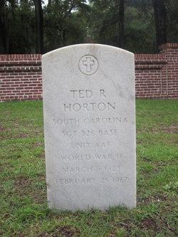 Ted R Horton