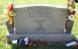 Barbara Ann <I>Montgomery</I> Archer