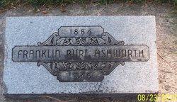Franklin Burl Ashworth