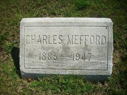 Charles Mefford