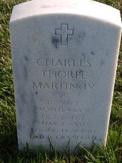 Charles Thorpe Martin, IV