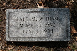 Lyle M. Witham