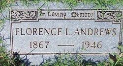 Florence L. <I>Baker</I> Andrews