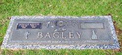 Frances Ann <I>Ray</I> Bagley