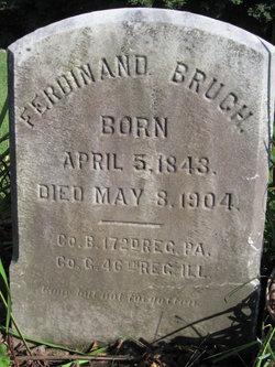 Ferdinand Bruch