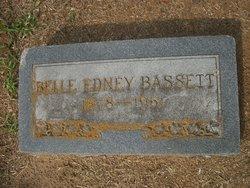 Belle B. <I>Edney</I> Bassett
