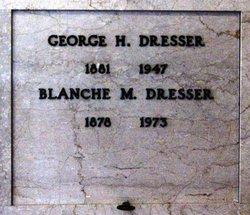 Blanche Mey <I>Britton</I> Dresser