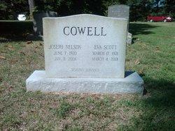 Joseph Nelson Cowell