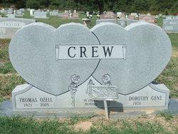 Thomas Ozell Crew