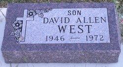 David Allen West