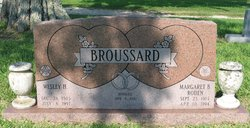 Margaret Belle <I>Roden</I> Broussard